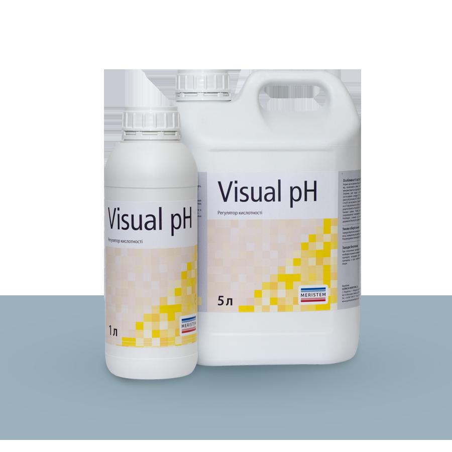 Регулятор кислотності Visual pH